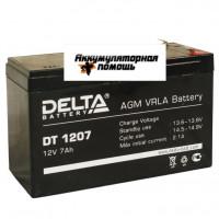 DELTA DT-1207 (12V7A)