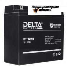 DELTA DT-1218 (12V18A)