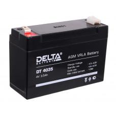 DELTA DT 4035 (4V3.5A)