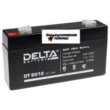 DELTA DT 6012 (6V1.2A)