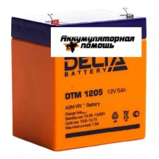 DELTA DTM-1205 (12V5A)