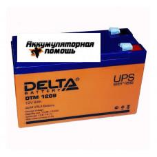 DELTA DTM-1209 (12V8,5A)