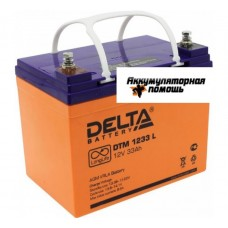 DELTA DTМ-1233 I с индикатором (12V33A)