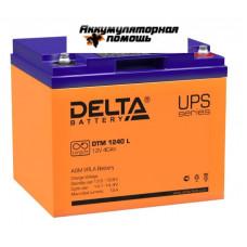 DELTA DTМ-1240 L (12V40A) [д198ш166в170]