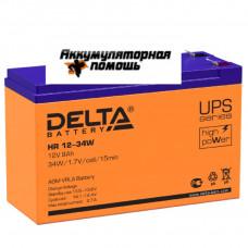 DELTA HR 12-34 W (12V9A)