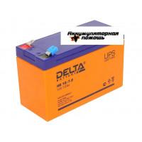 DELTA HR  12-7.2 (12V7.2A)