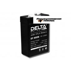 DELTA DT 6028 (6V2.8A)