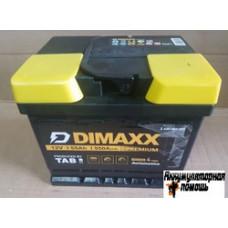 DIMAXX 6СТ-55 оп КУБИК низк.