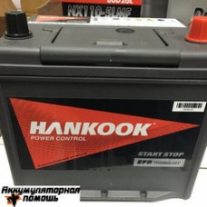 HANKOOK Start-Stop Plus 6СТ-65.0 (90D23L) EFB