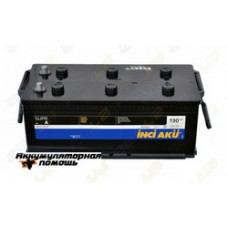 Inci Aku SuprA Heavy Duty 6СТ-190 (евро)