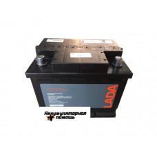 LADA аккумулятор 55