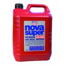 Минеральное масло Liqui Moly Nova Super 15W-40 5л