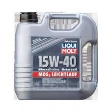 LM MoS2 Leichtlauf 15W-40 SL/CF, A3/B4 Масло моторное минерал. 4л