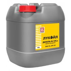 Минеральное масло Lukoil Дизель М-10Г2К 30 18л