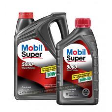 Минеральное масло Mobil SUPER 5000 5W-30 4.73л