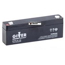 GIVER ENERGY OT 12V/2.2 Ач