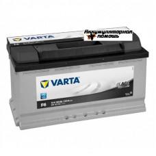 VARTA Black Dynamic 6СТ-90.0 (590 122 072)