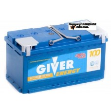 GIVER ENERGY 6СТ - 100.1