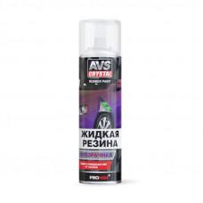 Жидкая резина (прозрачный) (аэрозоль) 650 мл AVS AVK-303