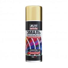 Эмаль металлик универсальная (золото) (аэрозоль) 520 мл AVS AVK-512