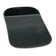 Противоскользящий коврик NANO (чёрный) 15х9 см AVS NP-002B