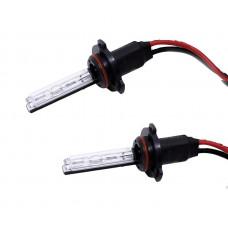 Лампы ксенон HB3 (9005) 5000K (2 шт.) AVS разъём KET