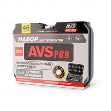 Набор инструментов 46 предметов AVS ATS-46