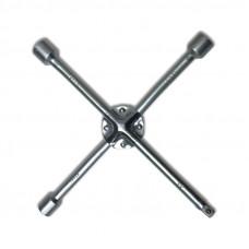 Ключ баллонный крестовой усиленный AVS CWW-2, 17x19x21x1/2 мм