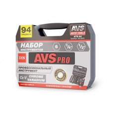 Набор инструментов 94 предмета AVS ATS-94