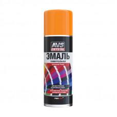 Эмаль универсальная алкид. (оранжевый) (аэрозоль) 520 мл AVS AVK-511