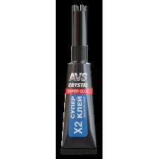 Супер клей (высокопрочный) 3 г AVS AVK-171