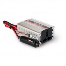 Инвертор автомобильный 12/220V AVS IN-200W