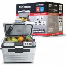 Холодильник автомобильный AVS CC-15WBС (15л 12В/24В/220В)