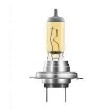 Лампа галогенная AVS ATLAS ANTI-FOG / желтый H7,12V.55W (блистер, 2 шт.)