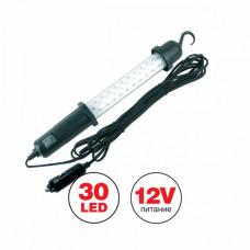 Светильник переносной AVS CD306D (30LED) 12В