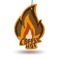 Ароматизатор AVS AFP-002 Fire Fresh (Coffee Hot/Кофе)