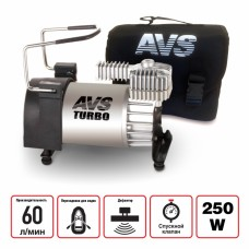 Компрессор автомобильный AVS KS600