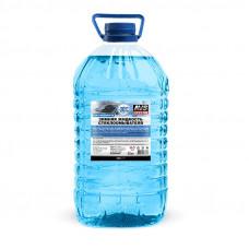Зимняя жидкость стеклоомывателя -20°С (ПЭТ) 4 л AVS AVK-401