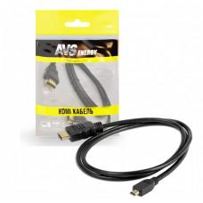 Кабель AVS HDMI(A)-microHDMI(D) HAD-71 (1м)