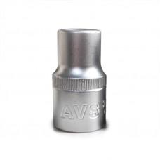 Головка торцевая 6-гранная 1/2''DR (10 мм) AVS H01210