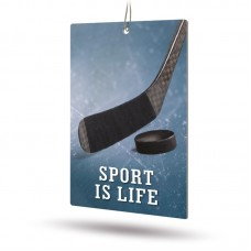 Ароматизатор AVS APS-032 Sport is Life (аром. Hot Pepper/Перец) (бумажные)