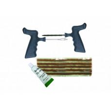 Набор для ремонта бескамерных шин (8 предм.) AVS RK-130