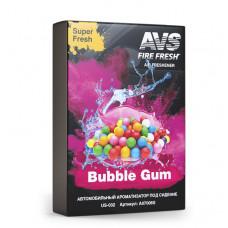 Ароматизатор Super Fresh (Бабл гам/Bubble gum) (гелевый) AVS US-003