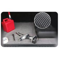 Противоскользящий коврик (в багажник, чёрный) 100x70 см AP-107