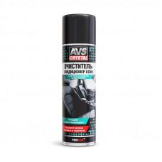 Очиститель-кондиционер кожи (аэрозоль) 335 мл AVS AVK-031