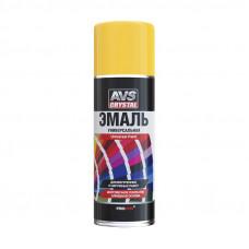 Эмаль универсальная алкид. (желтый) (аэрозоль) 520 мл AVS AVK-507
