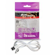 Кабель AVS micro USB (1м) MR-311