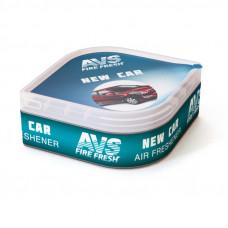 Ароматизатор AVS LGC-005 Fresh Box (аром. Новая машина/New car) (гелевый)