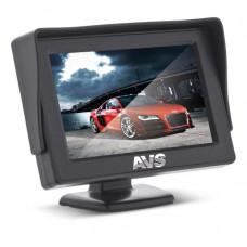 Монитор парковочной системы AVS PS-801
