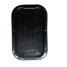Противоскользящий коврик NANO (c бортами, чёрный) 15,5х10 см AVS NP-020